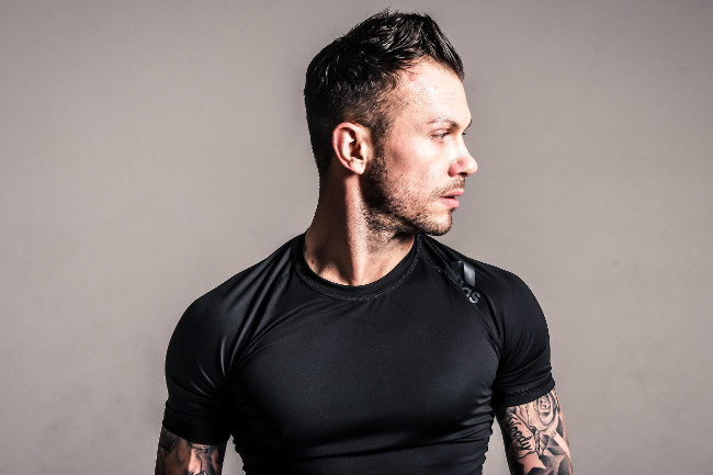 A day in the life of: James Golden aka The Fitness Pro