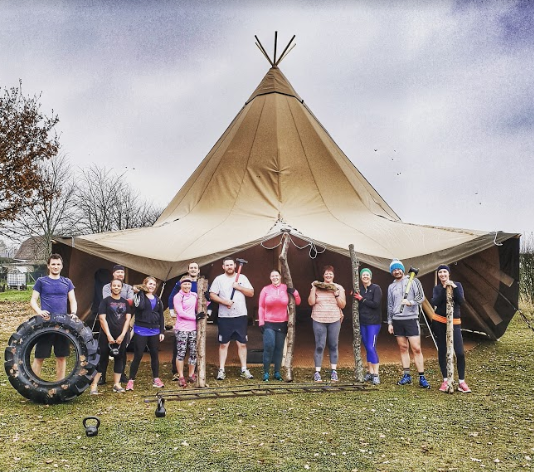Get Fit at the Farm