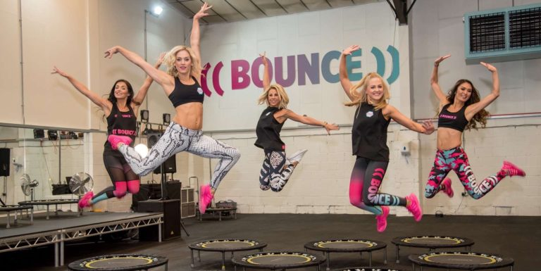 ((BOUNCE)) with Lizzie, Laura, Hana and Rachael