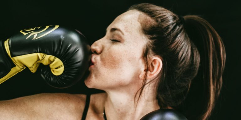 Boxercise with Sarah