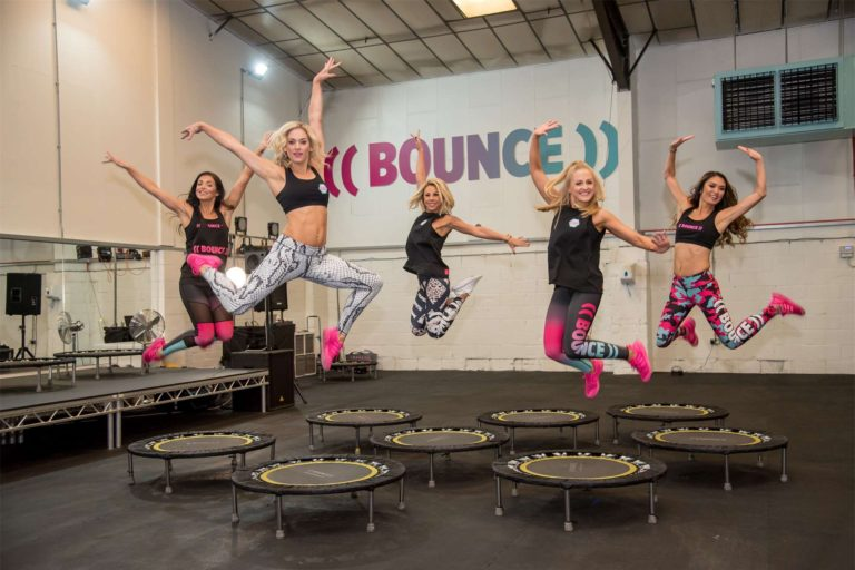 Trampoline Your Way To Fitness
