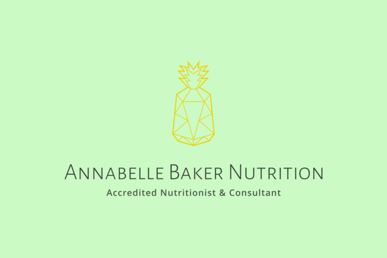 Get your nutrition on point with Annabelle Baker Nutrition!