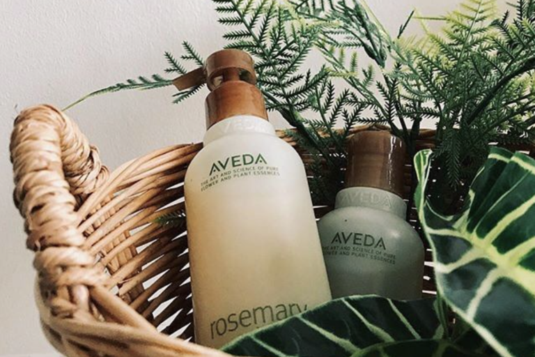 Ethical pampering with Aveda
