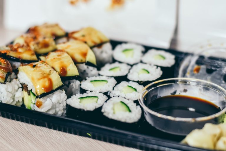 Get your diet on a roll with Y&R Sushi!