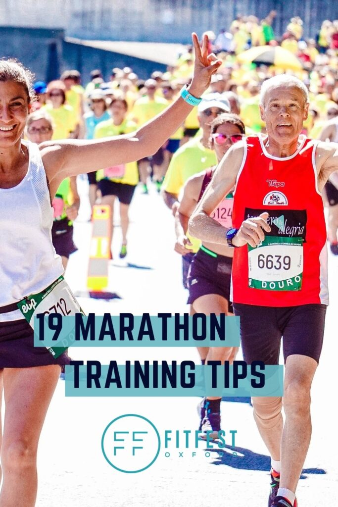If this is your first marathon attempt and you're looking for all the help going, we thought it about time we collated the best marathon training tips to get you started, keep you moving and nailing your motivation all the way to the finish line.
