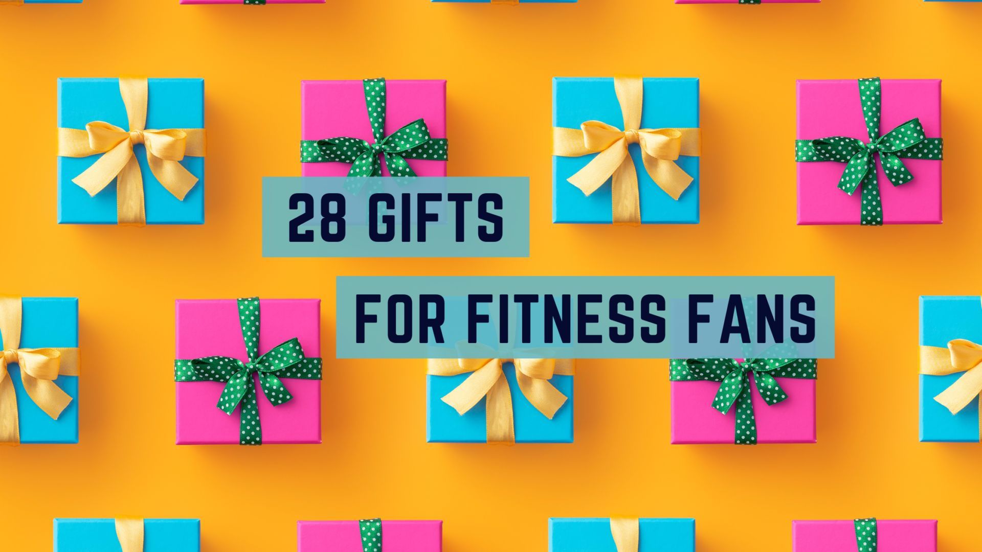 The Best Fitness Gifts for gym lovers and workout warriors