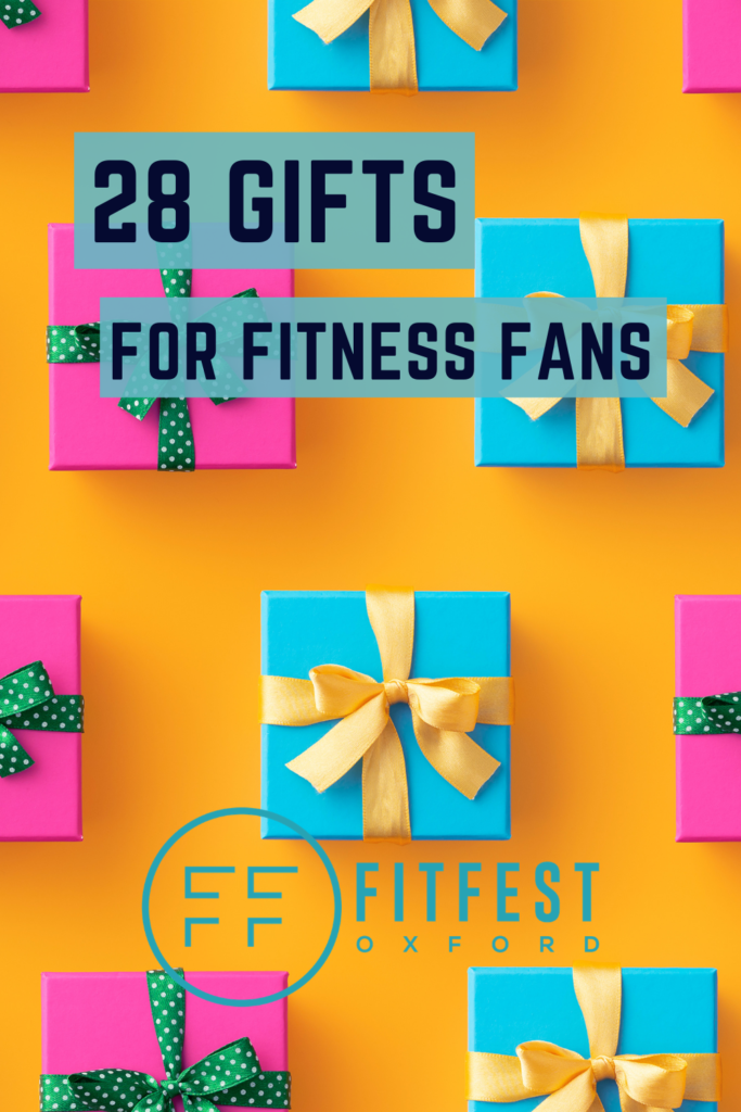 Looking for the best fitness gifts for the gym lover in your life? We've got you covered. From stocking fillers to big gifts for fitness fans, the FitFestOxford team has tried and tested as much kit and clothing as we can, all in the name of Fit-mas!
