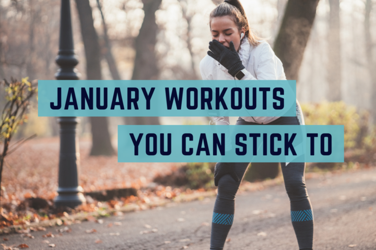 5 January workouts you can stick to