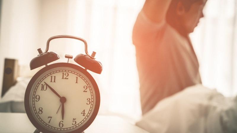 4 minute morning stretches to get your day off to a great day