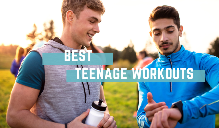 Best workouts for teenagers