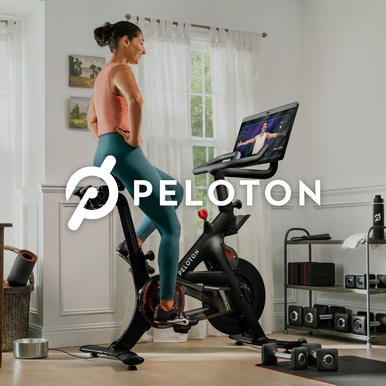 Peloton – Fitness that fits into your life